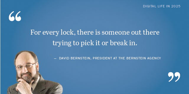 David Bernstein On The Future Of Cyber Attacks Pew