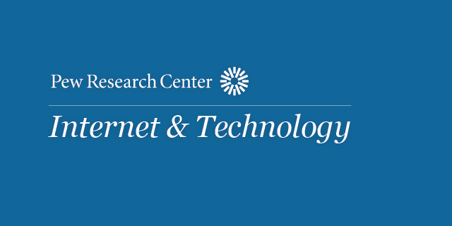 Internet & Technology - Pew Research Center