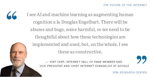 Shareable Quotes From Experts About Artificial Intelligence And The